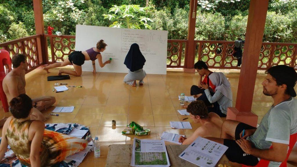 reNature Workshop in Bangka
